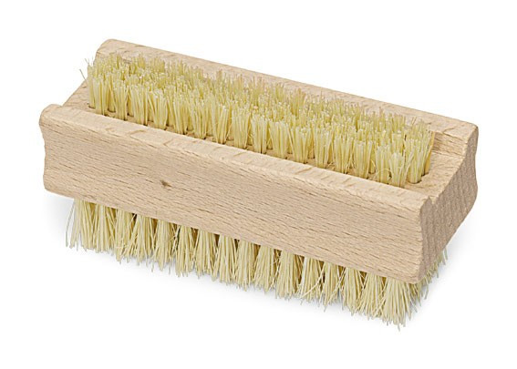 Nölle - Handwaschbürste Holzkörper doppelseitig- 370500