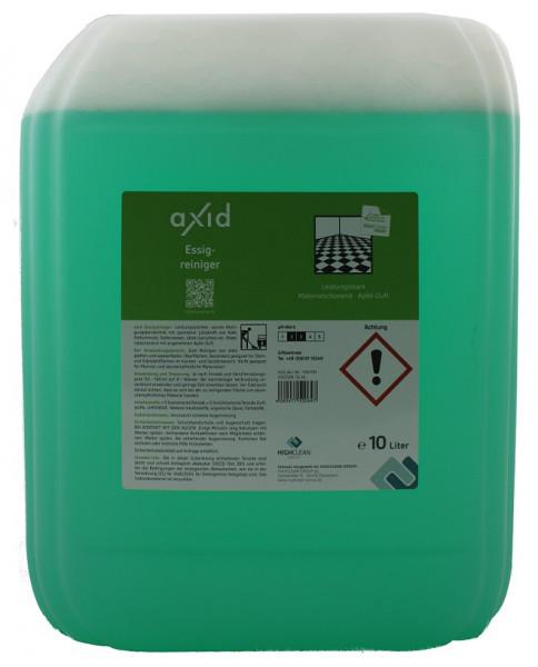 Axid - Essigreiniger 10L Kanister (ehemals Clearfixxx)