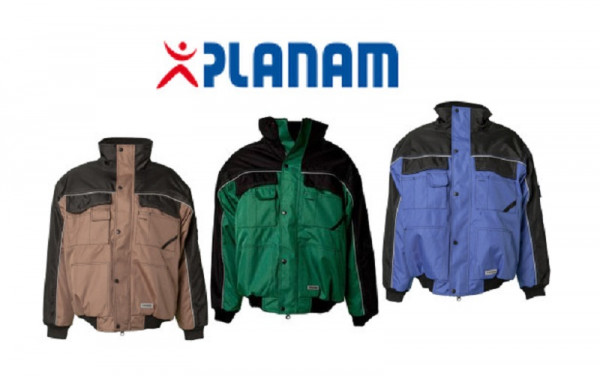 Planam Dust Blouson Allwetterjacke Größe S - XXXL in 3 Farben