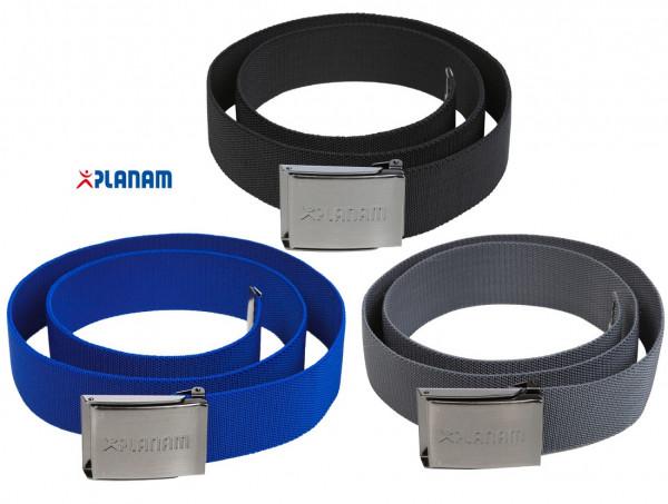Planam Gürtel elastisch Stretch 110 oder 150 cm, in 3 Farben