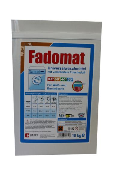Fadomat - Vollwaschmittel 10 Kg
