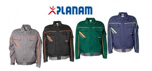 Planam Visline Bundjacke V2 Größe 24 - 118, in 4 Farben