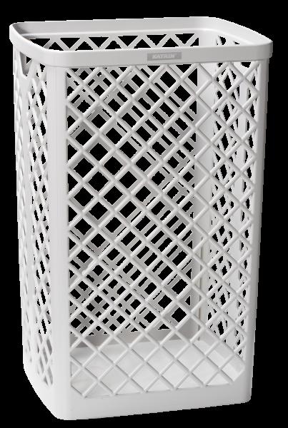 Katrin Abfalleimer für 40l Papier aus Kunststoff - 4287
