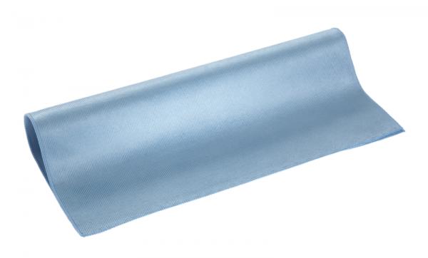 Meiko Glas- und Spiegeltuch 40 x 40 cm blau - 969249