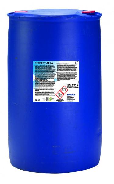 Novadan - Perfect Alka 240 Kg Fass CIP Reinigungsmittel alkalisch mit Chlor