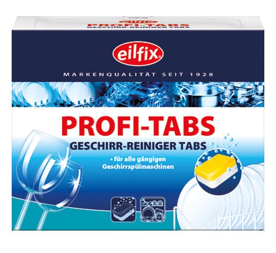 Eilfix - Profi-Spülmaschinen Tabs, 60 Stück a´ 18g im Karton