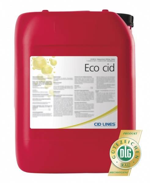 Cid Lines - Eco Cid saures Reinigungsmittel (ohne QAV)