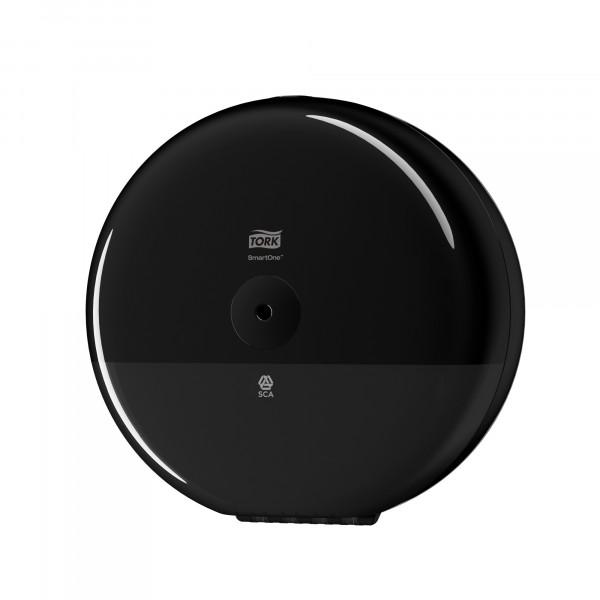 Tork (T8) SmartOne® Toilettenpapierspender WC-Papier-Spender schwarz - 680008