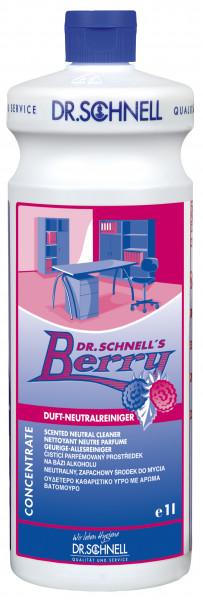 Dr. Schnell - Berry Duft-Neutralreiniger 1 Liter