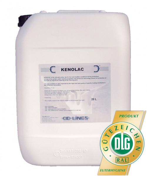 Cid Lines - Kenolac® Zitzendesinfektionsmittel 20 Liter