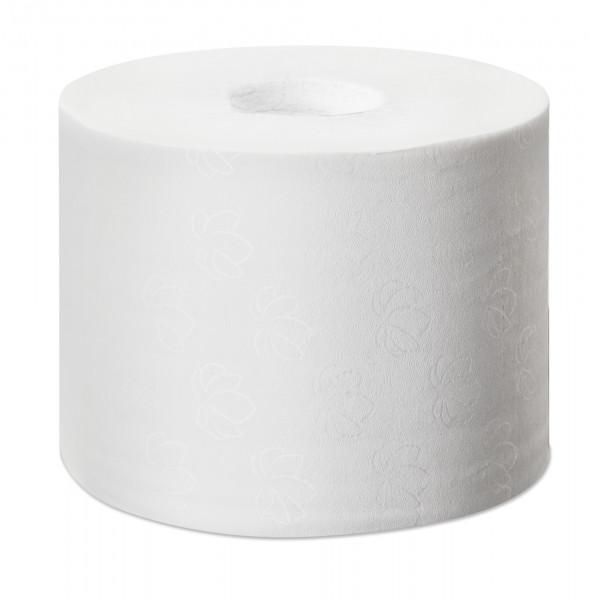 Tork (T7) hülsenloses Toilettenpapier Midi 2 lagig, weiß, 36 Rollen - 472585