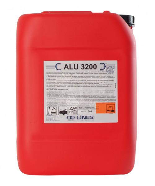 Cid Lines - Alu 3200 20 Liter Fahrzeugreiniger für die Landwirtschaft