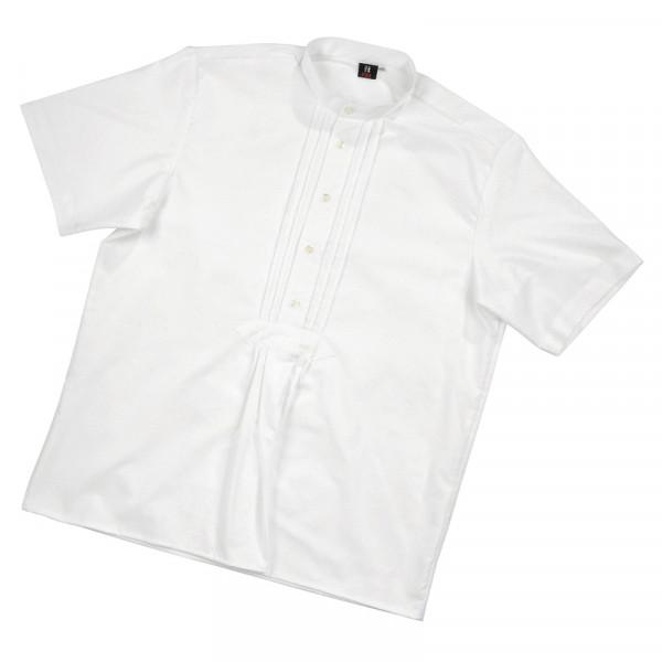 FHB Finn Zunfthemd kurzarm Staude Arbeitshemd 90010 Größe 37/38 - 49/50 Weiß