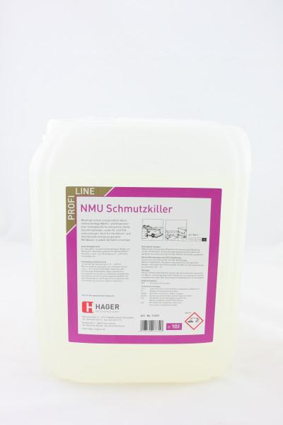 NMU Schmutzkiller für Bodenreinigung 10 Liter Kanister
