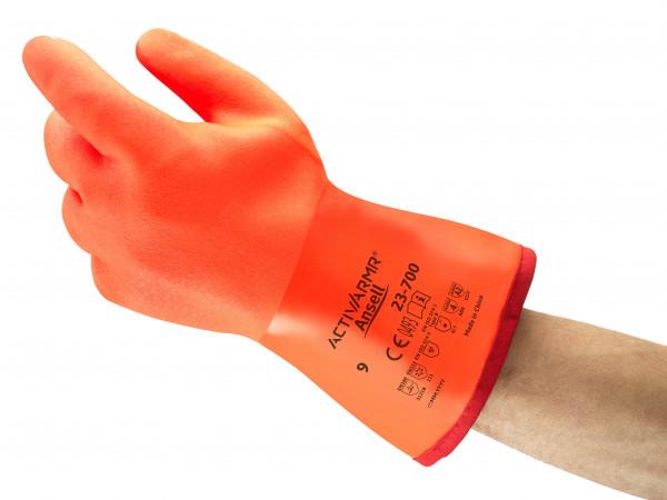 Ansell - Handschuh ActivArmr 23-700 (Polar Grip®)