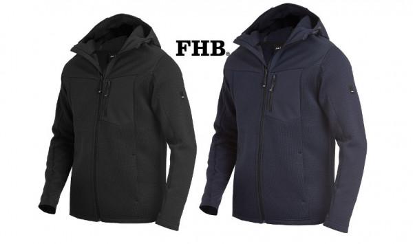 FHB Maximilian Hybrid Softshelljacke 79900 Größe XS - 5XL, in 2 Farben