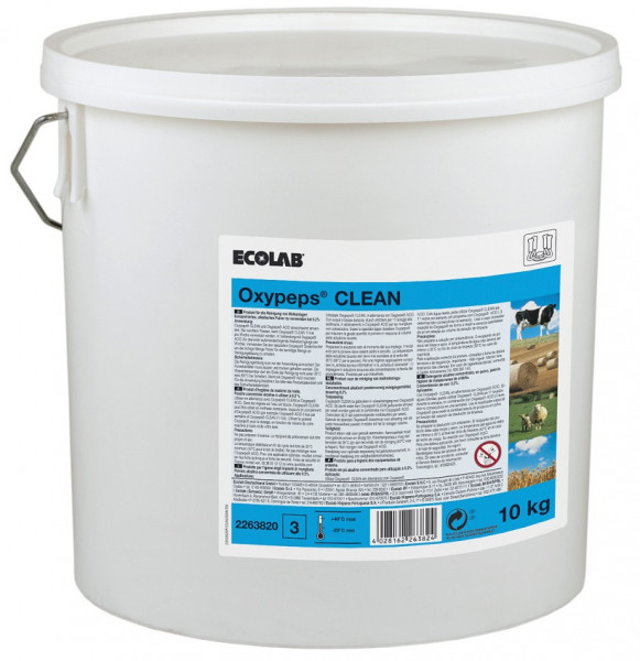 Ecolab - Oxypeps® CLEAN 10 Kg
