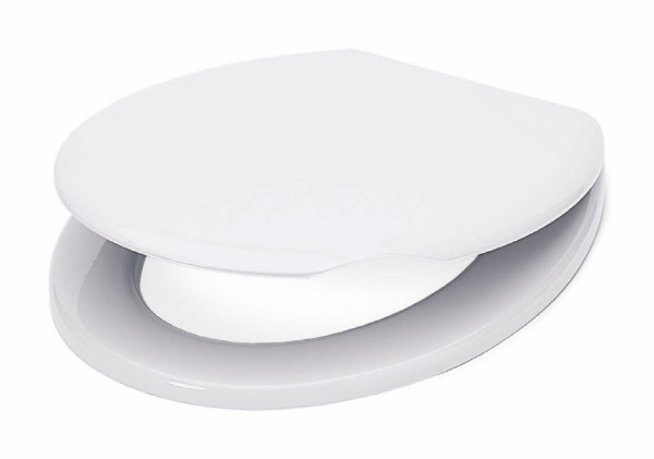 Nölle - Toilettensitz Havanna WC Sitz Kunststoff weiß