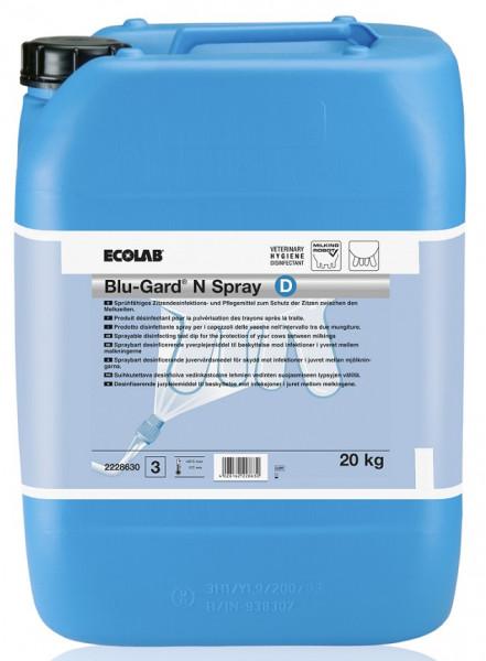Ecolab Blu-Gard® N Spray D 20kg