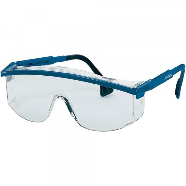 Uvex Schutzbrille Astrospec 9168.265 blau PC blank