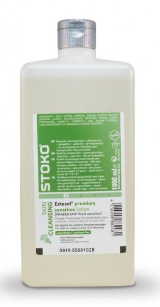 Stoko - Estesol® premium sensitive 1000ml Hartflasche (PRAECUTAN PLUS sensitive)