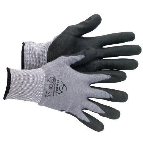 Samurai Handschuh Glove Grip-Flex Nitril Foam Größe 7 - 9