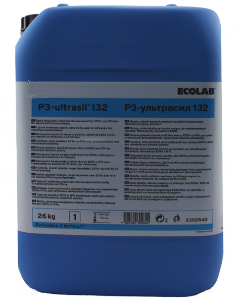 Ecolab - P3 Ultrasil 132 | 26 Kg