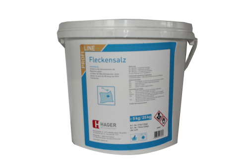 Hager - ProfiLine Fleckensalz 5 Kg