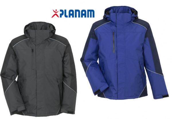 Planam Desert Jacke Outdoor Arbeitsjacke Winterjacke Gr. XS - 8XL, in 2 Farben