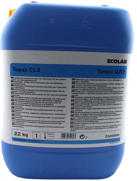 Ecolab - P3-Topaz CL2 (Topax 65) 23 kg/Kanister