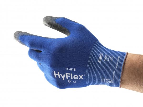 Ansell - Handschuh HyFlex® 11-618 Mehrzweckhandschuh