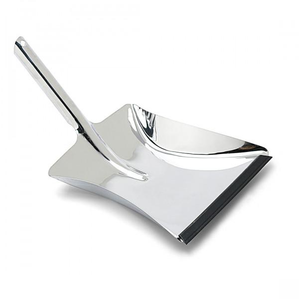 Nölle - Kehrschaufel Metall Edelstahl rostfrei 38 x 24 cm - 455700