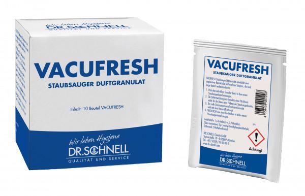 Dr. Schnell - Vacufresh 10 Beutel Lufterfrischer für Staubsauger