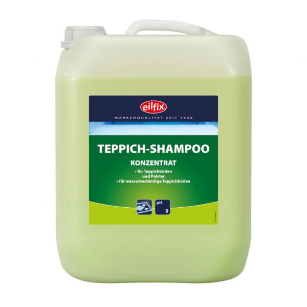 Eilfix - Teppich-Shampoo Konzentrat Textilbodenreiniger Polsterreiniger 10 Liter