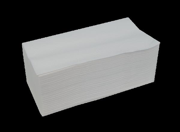 Handtuchpapier ZZ-Falz 2-lagig, 24 x 23 cm Handy Pack