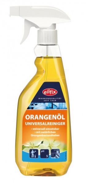 Eilfix Orangenöl Universalreiniger 500ml Sprühflasche