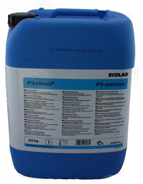 Ecolab - P3 Riksol® 20 Kg