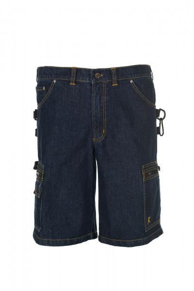 Planam Dark Denim Shorts 6340 kurze Arbeitshose Größe S - 3XL