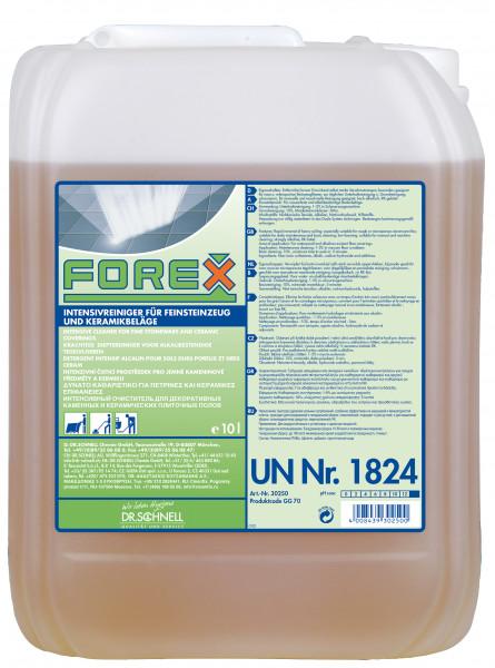 Dr. Schnell - Forex 10 Liter Feinsteinzeugreiniger - 30250