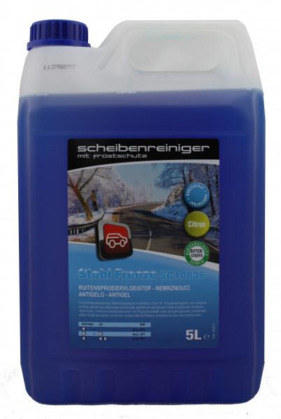 Stockmeier - Scheibenreiniger mit Frostschutz 5 Liter bis ca. - 60 ° C