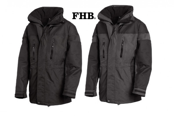 FHB Jürgen 2in1 Wetterschutzjacke 78130 Arbeitsjacke Outdoorjacke Größe S - 3XL, in 2 Farben