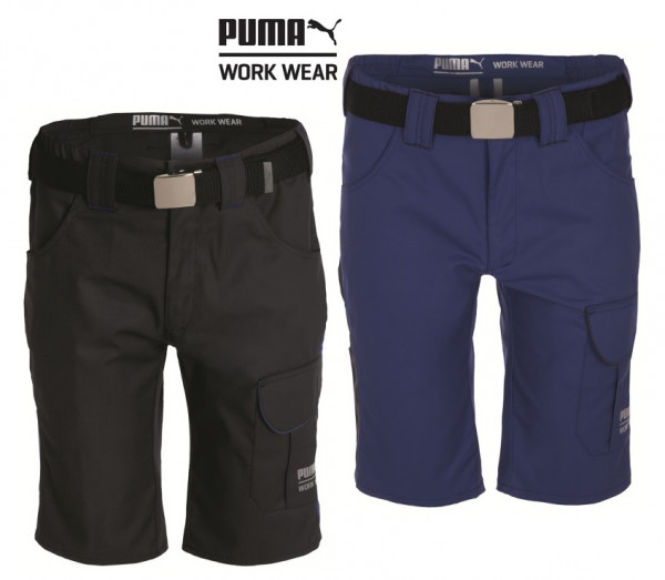 Puma Workwear Shorts kurze Arbeitshose 30-1510/30-1520 Größe 44 - 64, in 2 Farben
