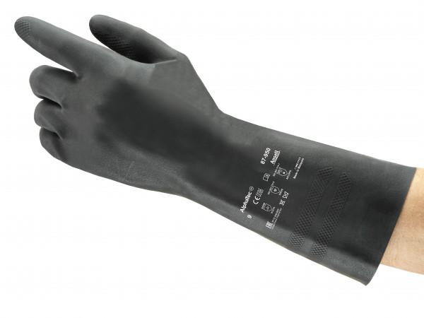 Ansell - Handschuh AlphaTec 87-950 Chemikalienschutzhandschuh (Extra™)