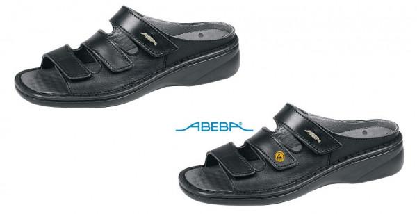 ABEBA Reflexor Berufsschuh Arbeitsschuh schwarz 6912 | 36912 ESD