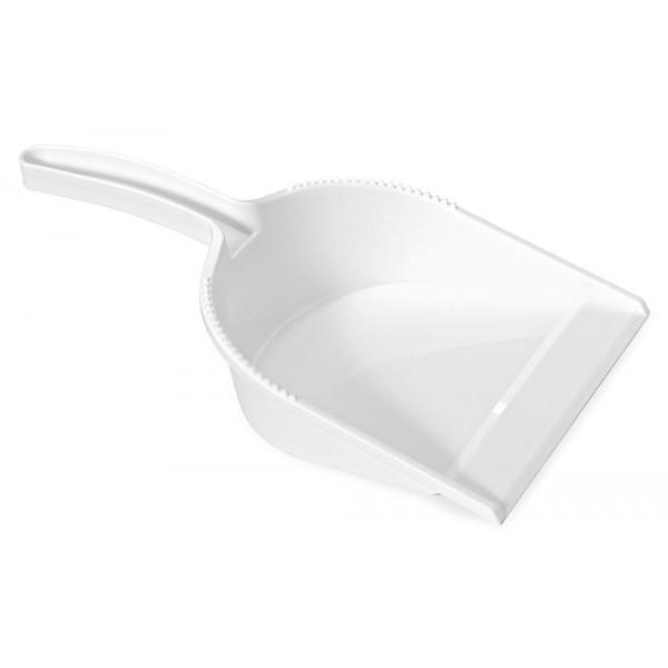 Nölle - HACCP Kehrschaufel 22cm weiß - 18455001