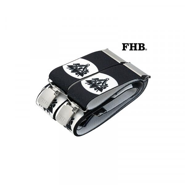 FHB Alexander 90200 Hosenträger Herkulesträger mit Zunftzeichen Maurer 120 cm