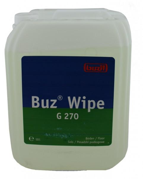 Buzil - Buz® Wipe G 270 Laminatreiniger 10 Liter Kanister