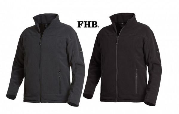 FHB Roman Fleecejacke Arbeitsjacke 78230 Größe XS - 3XL, in 2 Farben