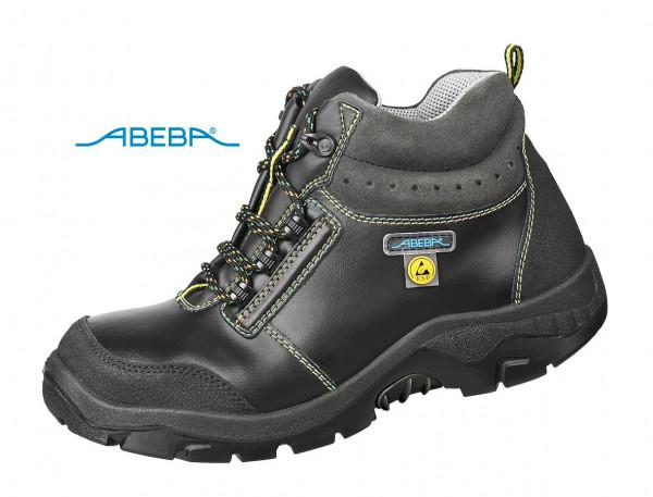 ABEBA Sicherheitsschuh Anatom 32270 ESD S3 Knöchelschuh Stiefel Arbeitsschuh schwarz