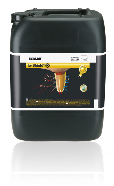 Ecolab - Io-Shield® D 10/20Kg